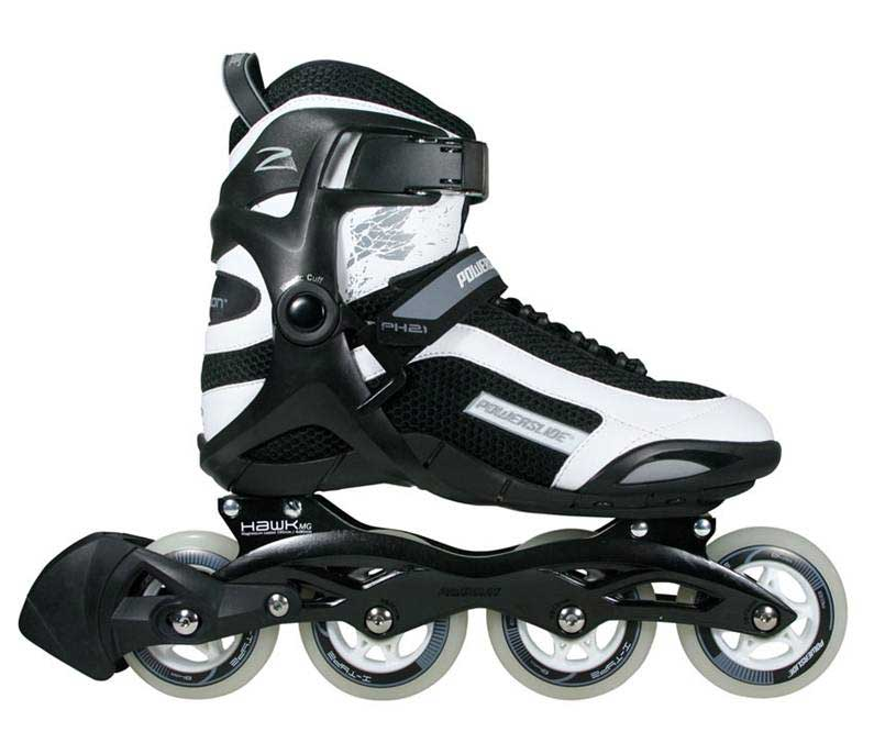 Powerslide Phuzion 1 black - 43