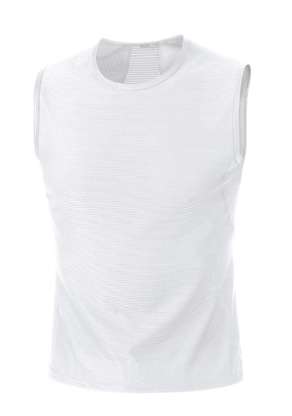 Gore Base Layer Singlet - čierna - XL