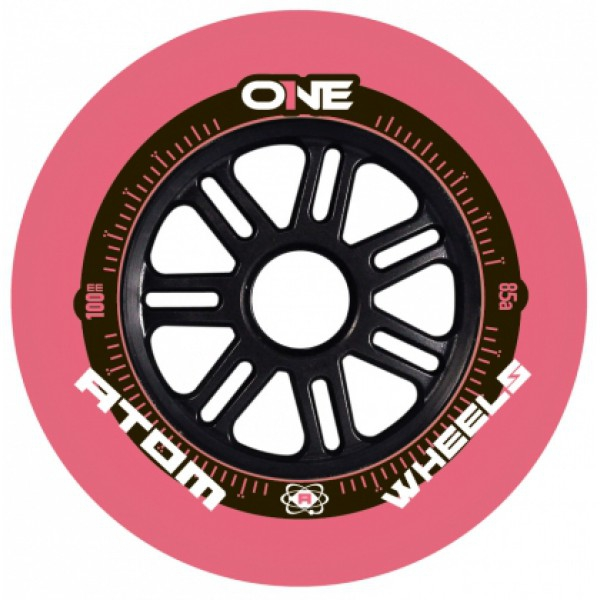 Atom One 90mm 85A (1ks) pink