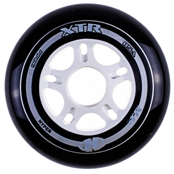 Hyper XTR 90mm 85A (8ks) black