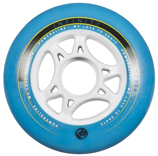 Powerslide Infinity 84mm blue (4ks)