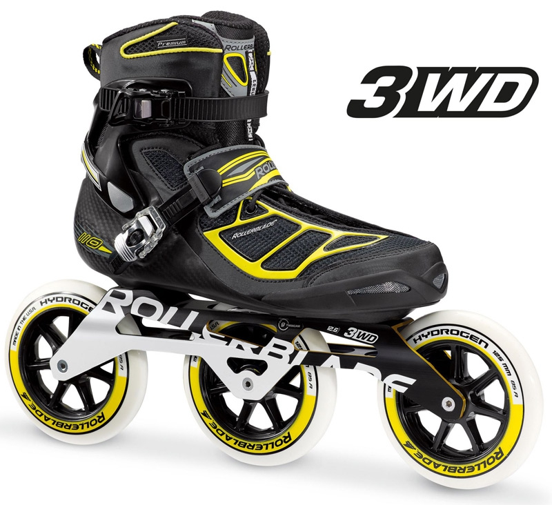 Rollerblade Tempest 125 3WD - 44